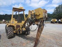 Trencher : 1997 Vermeer V8550A