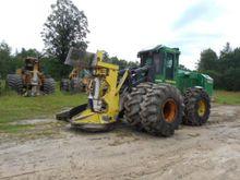 2006 John Deere 643J Forestry t