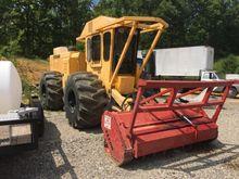 Forestry equipment - : 2001 Ker