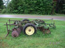 tillage equipment : 1967 Burch
