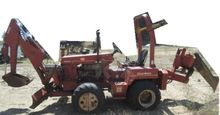 Trencher : 1995 Ditch Witch 450