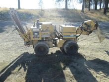 Trencher : 1990 Vermeer LM42