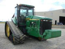 2000 John Deere 8410T Farm Trac