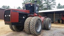 1988 Case IH 9170 Forestry trac