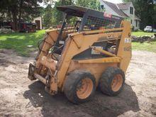 1996 Case 1845C Skid Steer Load