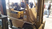Forklift - : 1976 Caterpillar V