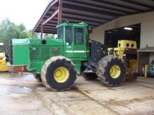 Forestry equipment - : 2007 Joh