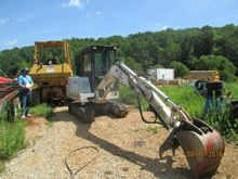 1998 Bobcat 231 Track excavator