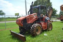 Trencher : 2008 Ditch Witch RT9