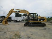 2008 Caterpillar 320CL Track ex