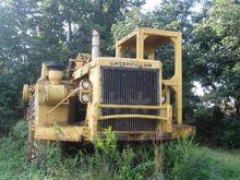 1974 Caterpillar 631C Self-prop