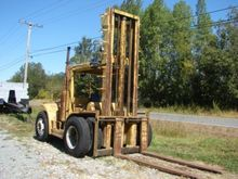 1975 Hyster H155XL Heavy Duty F