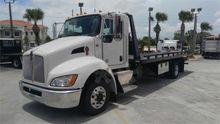 Kenworth T270 Tow Truck
