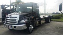 New Hino 258ALP Tow