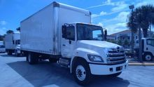New 2016 Hino 268A T