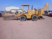 Used Trencher : 2005