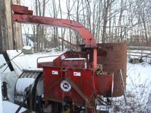 Forestry equipment - : 1993 Asp