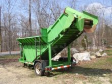 Forestry equipment - : 2001 Fec