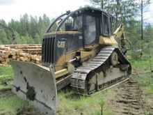Forestry equipment - : 1997 Cat