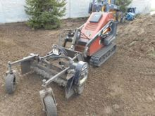 2007 Ditch Witch 2007SK650 Skid