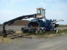 Forestry equipment - : 1993 Pet