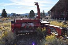 Harvesting equipment - : 1997 C