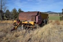 Seed Drill - : 1997 Newhouse Mi