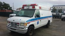 2001 Ford 2001Type II Commercia