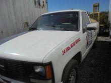 1992 GMC 1992Sierra 2500 4.3L C