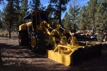 Forestry equipment - : 1998 Hyd