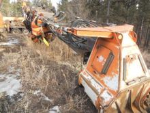 Forestry equipment - : 1999 Pie