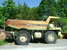 1979 Euclid 1979R50 Articulated