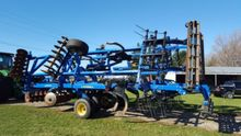 tillage equipment : 2012 Landol