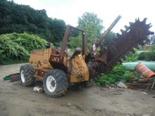 Used Trencher : 1991