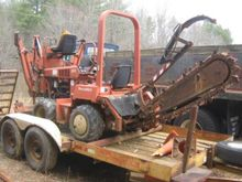 Used Trencher : 1987