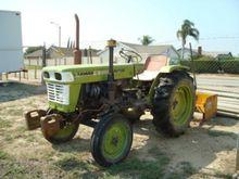 1985 Yanmar 1985YM240 Farm Trac