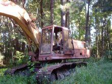 1987 Case 1987170C Track excava
