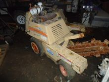 Used Trencher : 1986