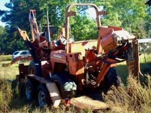 Used Trencher : 1988