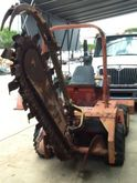 Used Trencher : 1997