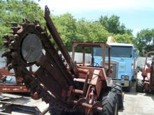 Used Trencher : 2001