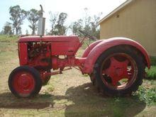 JI Case 1951VAO 2.0L Farm Tract