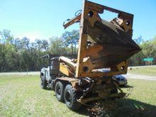 Forestry equipment - : 1972 Ver