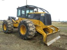 Forestry equipment - : 2001 Cat