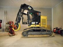 Forestry equipment - : 2013 Cat