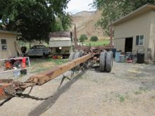 1988 Peerless 1988Log Trailer F