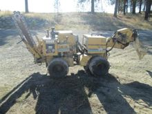 Used Trencher : 1990