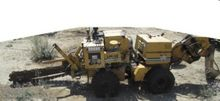 Trencher : 1995 Vermeer LM42