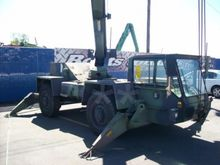 1990 Koehring LRT-110 Mobile Cr
