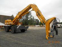 Forestry equipment - : LIEBHERR